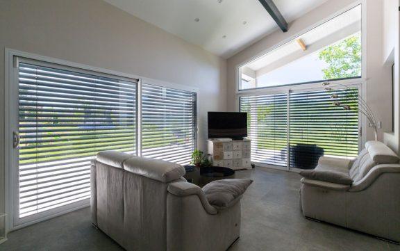 Protections solaires Brise-soleil orientable