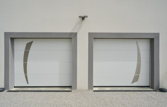 Portes de garage Carsec Pro