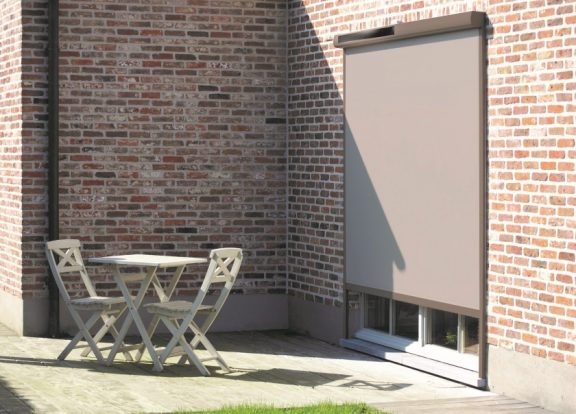 Protections solaires Stores extérieurs : Screen ZIP et ZIP Solaire