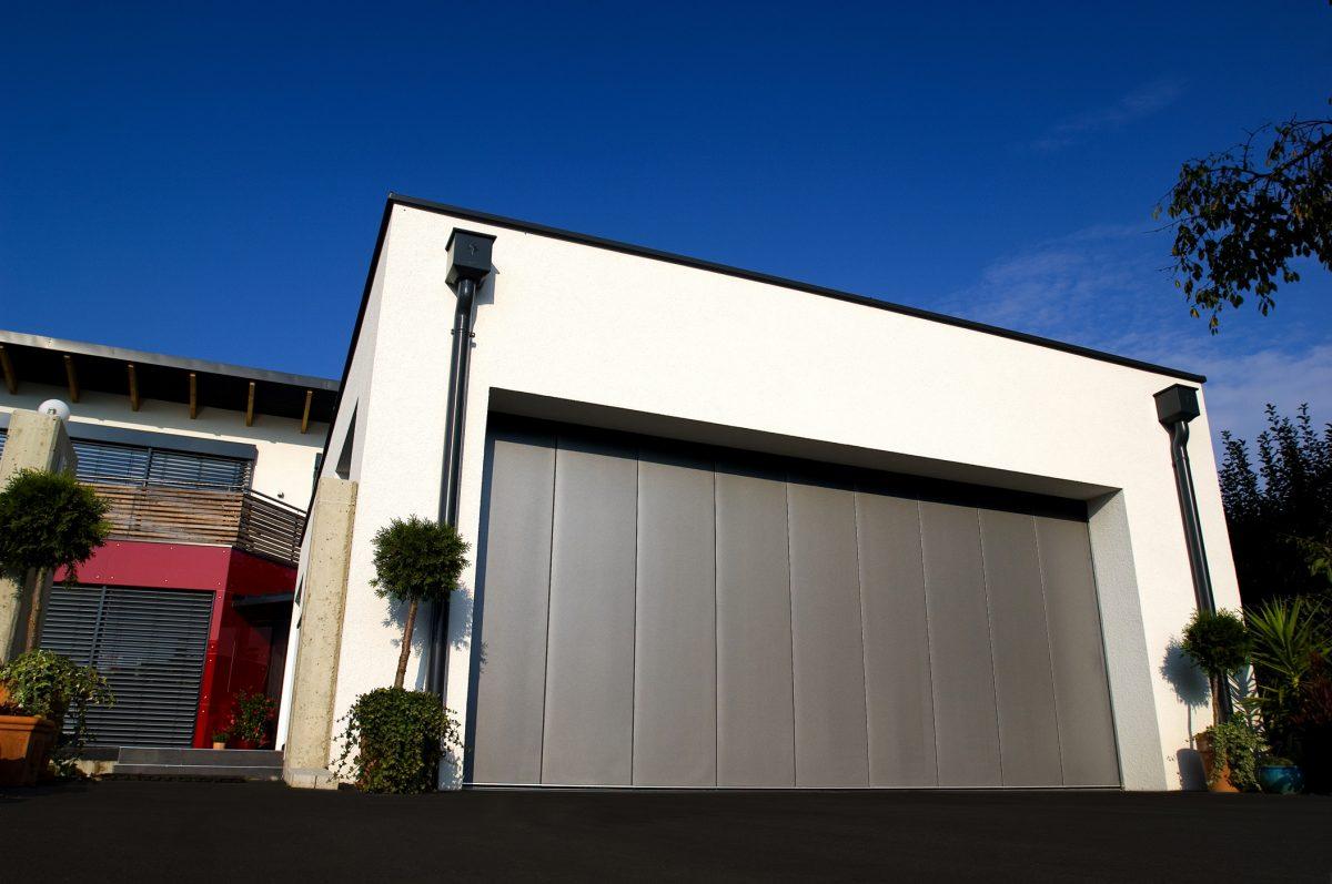 Image illustrant Portes de garage